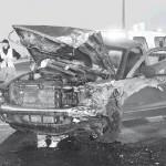 Andrews man dies in crash in Midland County
