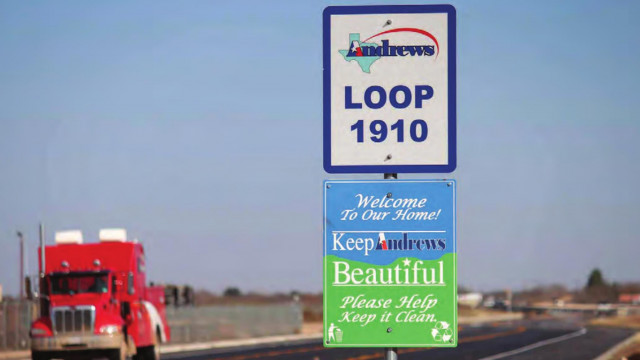 City resolution supports state taking over Andrews Loop 1910